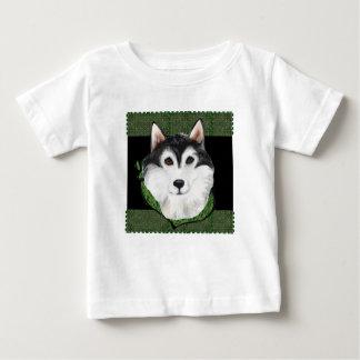 ST PASTEITJE Malamute Van Alaska Baby T Shirts