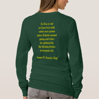 St. Patrick Birch Tree T Shirt