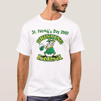 St. Patrick Dag 2007 T Shirt