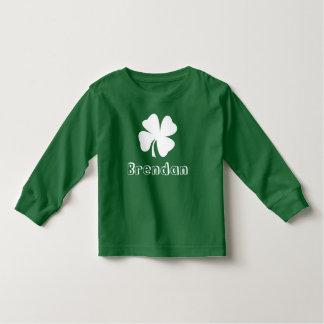 St. Patrick Dag | de Naam van de Klaver Kinder Shirts