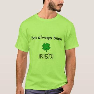 St. Patrick dag het Iers T Shirt
