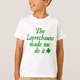 st. Patrick dag T Shirt