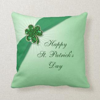 St. Patrick de Dag werpt Hoofdkussen Sierkussen