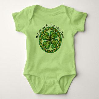 St. Patrick de Douane van de Dag Romper