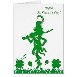 St. Patrick de Kaart van de Kabouter van de Dag