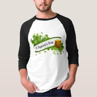 St. Patrick de T-shirt van de Dag