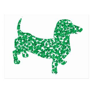 St. Patrick de Tekkel van de Dag Briefkaart