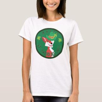 St. Patrick de Vos van de Dag T Shirt