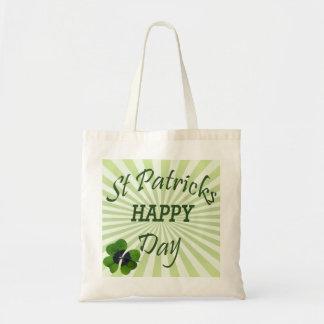St. Patrick het Canvas tas van de Dag