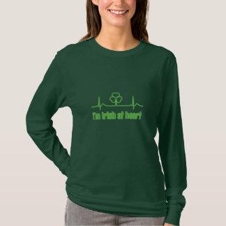 St Patrick het electrocardiogram van de Klaver van T Shirt
