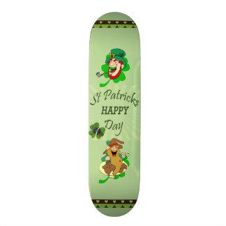 St. Patrick het Skateboard van de Dag