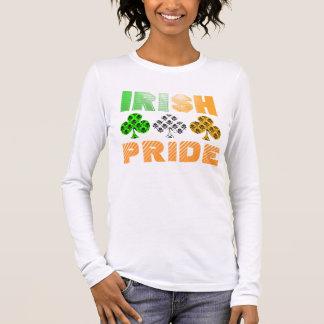 St. Patrick T-shirt van het Damast van de Trots