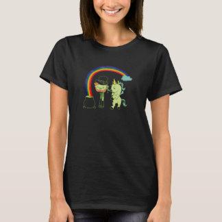 St. Patrick van de kabouter en van de Eenhoorn het T Shirt