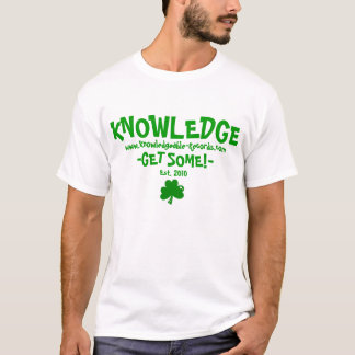 St. Patrick van de kennis het T-shirt van de Dag