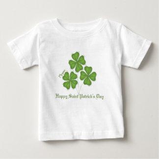 St. Patrick van de klaver de T-shirt van de Peuter