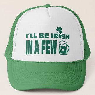 St. Patrick van de Pret van het Thema van het bier Trucker Pet