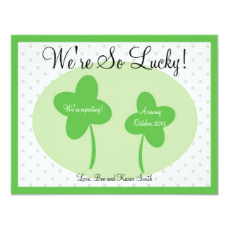 St Patricks de Aankondiging van de Zwangerschap
