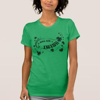 St. Patricks de Ierse Dames van het Heel kleine T Shirt