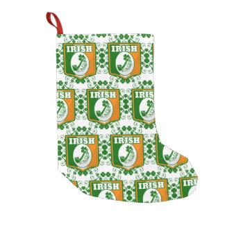 St Patricks de Pijp van de Dag Kleine Kerstsok