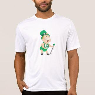 St Patricks het Baby van de Dag T Shirt