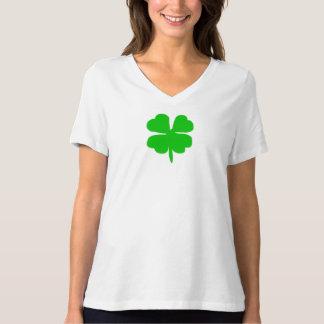 St. Patricks het Blad van de Klaver van de Dag T Shirt