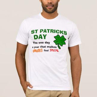 St. Patricks het T-shirt van de Dag