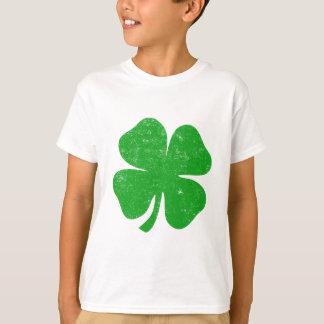 St. Patricks van de Klaver van vier Blad Dag T Shirt