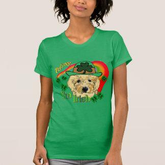 St Patricks van Goldendoodle Dag T Shirt