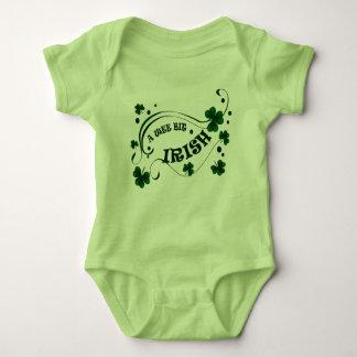 St Patricks van het heel kleine Beetje het Ierse Romper