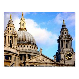 St Paul Kathedraal, Londen, Briefkaart
