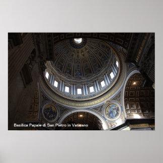 St. Peter Basiliek Poster