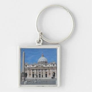 St Peter de Stad van Vatikaan van de Basiliek Sleutelhanger