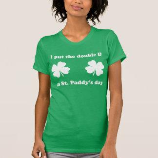 St. van NSPNwtxt Groene T-shirt van D van de Padie