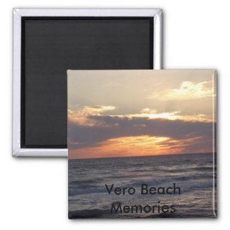 STA60639, het Geheugen van het Strand Vero Magneet