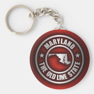 """""""Staal 2 van Maryland"""" Sleutelhanger"""
