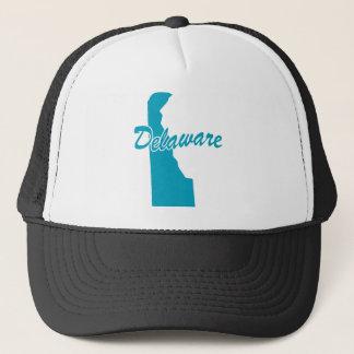 Staat Delaware Trucker Pet