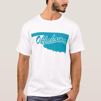 Staat Oklahoma T Shirt
