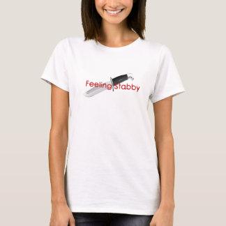 Stabby voelt T-shirt