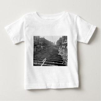 Stad 1913 van New York van het Ave van de Baby T-shirt
