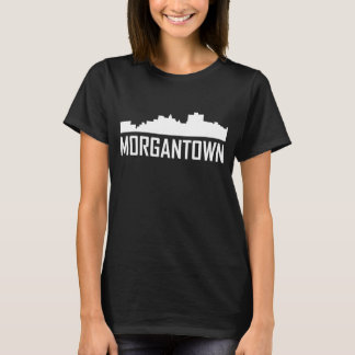 Stad van de van West- morgantown de Horizon van T Shirt