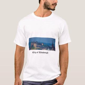 Stad van Edinburgy T Shirt