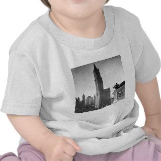 Stad van New York van het Lower Manhattan van T-shirt