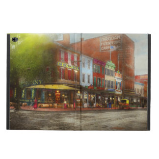 Stad - Washington DC - het Leven op 7de St 1912