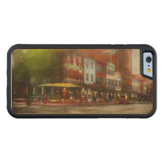 Stad - Washington DC - het Leven op 7de St 1912 Esdoorn iPhone 6 Bumper Case
