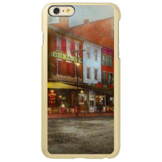 Stad - Washington DC - het Leven op 7de St 1912 Incipio Feather® Shine iPhone 6 Plus Hoesje