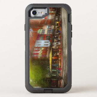 Stad - Washington DC - het Leven op 7de St 1912 OtterBox Defender iPhone 8/7 Hoesje