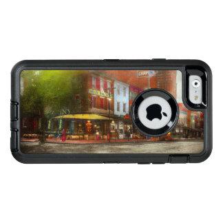 Stad - Washington DC - het Leven op 7de St 1912 OtterBox Defender iPhone Hoesje