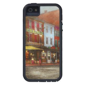Stad - Washington DC - het Leven op 7de St 1912 Tough Xtreme iPhone 5 Hoesje