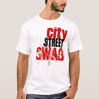 stads straat swag t shirt
