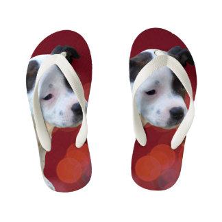 Staffordshire Bull terrier Puppy, Kinder Teenslippers